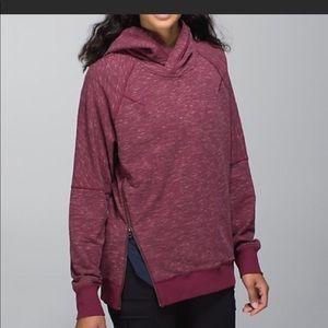 Lululemon om and roam sweatshirt
